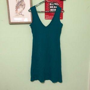 Victoria's Secret Deep V T-Shirt Dress